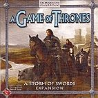 A GAME OF THRONES - Storm of Swords, english edition