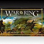 WAR OF THE RING, english edition