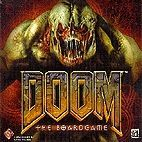 DOOM - The Boardgame, english edition