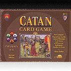 CATAN CARD GAME Expansion, english edition