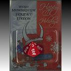 MUNCHKIN WICKED DICE HAPPY HOLIDAYS (CHRISTMAS)