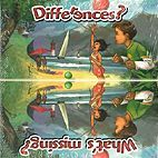 DIFFERENCES - WHAT'S MISSING
