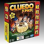 CLUEDO: CLUEDO JUNIOR