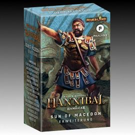 HANNIBAL & HAMILCAR: SUN OF MACEDON (Deutsche Version)