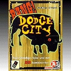 BANG! - DODGE CITY - deutsch