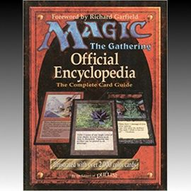 MAGIC- OFFICIAL ENCYCLOPEDIA VOL.1