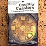 COSMIC COASTERS, english edition