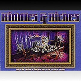 RIDDLES & RICHES, english edition