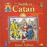 THE SETTLERS OF CATAN - TRAVEL EDITION english edition
