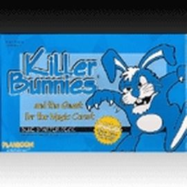 KILLER BUNNIES - Blue Starter Deck, english edition