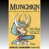 MUNCHKIN - english edition