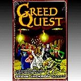 GREED QUEST, english edition