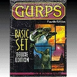 GURPS - Basic Set - limited Deluxe Edition