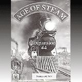AGE OF STEAM - Expansion #4