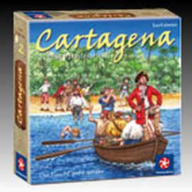 CARTAGENA 2 - Das Piratennest