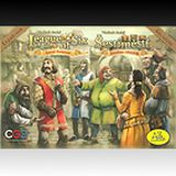 LEAGUE OF SIX - SESTIMESTI (Expansion)