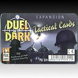 DUEL IN THE DARK - TACTICAL CARDS (Erweiterung)