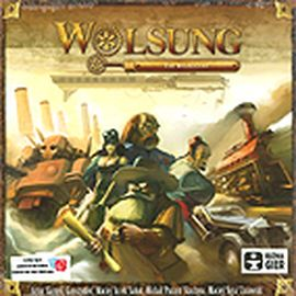 WOLSUNG - THE BOARDGAME