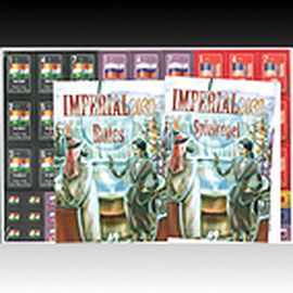 IMPERIAL 2030 - UPGRADE KIT - Erweiterungsversion für IMPERIAL