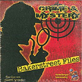 CRIME & MYSTERY: BAKERSTREET FILES - Deutsch