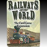 RAILWAYS OF THE WORLD - THE CARD GAME EXPANSION