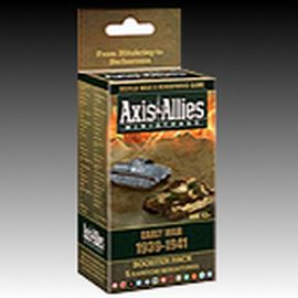 AXIS & ALLIES - Early War 1939-1941 - Booster Pack