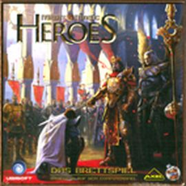 MIGHT & MAGIC HEROES - DAS BRETTSPIEL (deutsch)