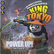 KING OF TOKYO: POWER UP (Erweiterung 1) - deutsch