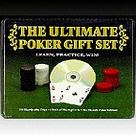 THE ULTIMATE POKER GIFT SET, english edition - 2. Wahl - (in Folie, Schachtel beschädigt)