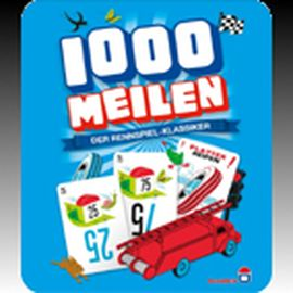 1000 MEILEN (Metallbox)