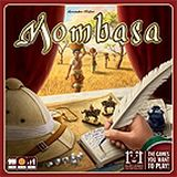 MOMBASA (English Rules) - sprachneutrales Spiel