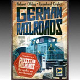 RUSSIAN RAILROADS: GERMAN RAILROADS - 1. Erweiterung