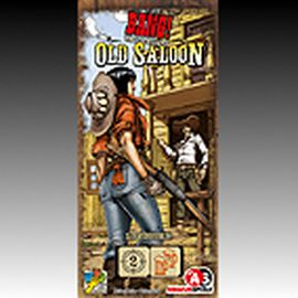 BANG! - THE DICE GAME - OLD SALOON - Erweiterung - deutsch