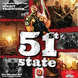 51st STATE: MASTER-SET (Deutsch)
