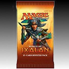 MAGIC: THE GATHERING - Rivals of Ixalan, Booster-Pack mit 15 Karten (deutsch)