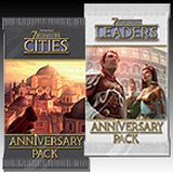 7 WONDERS ANNIVERSARY PACK - LEADERS + CITIES -...