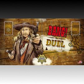BANG! - THE DUEL - SPIELERMATTEN