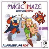 MAGIC MAZE: ALARMSTUFE ROT