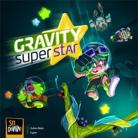 GRAVITY SUPERSTAR - multilingual