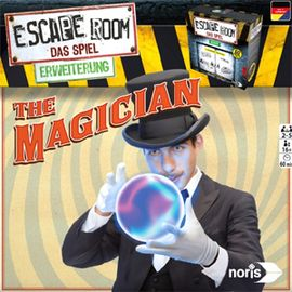 ESCAPE ROOM - THE MAGICIAN - Erweiterung