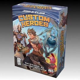 CUSTOM HEROES - deutsch