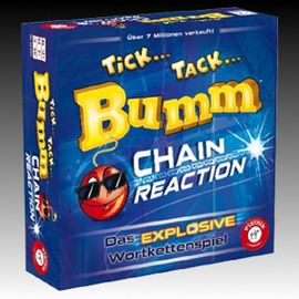 TICK...TACK...BUMM CHAIN REACTION