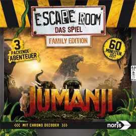 ESCAPE ROOM - JUMANJI (FAMILY EDITION)
